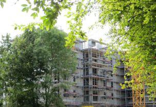 Dachgeschosswohnung in Landshut  - Nikola