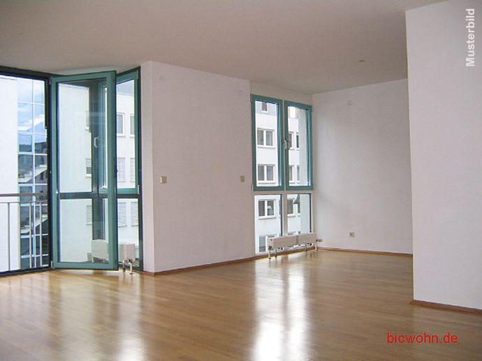 Neubau 2-R-WE mit Südwestseite-Balkon - Ruhige Lage, Bad mit Fenster, Einbauküche - KfW-Effizienzh. 55 in Dresden