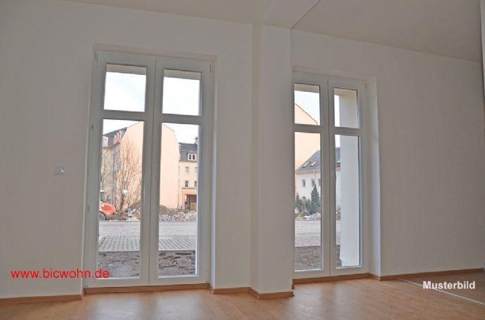 Süd-West-Terrasse!  Neubau 2-R-WE in ruhiger Lage, Bad mit Fenster, Einbauküche - KfW-Effizienzh. 55 in Dresden