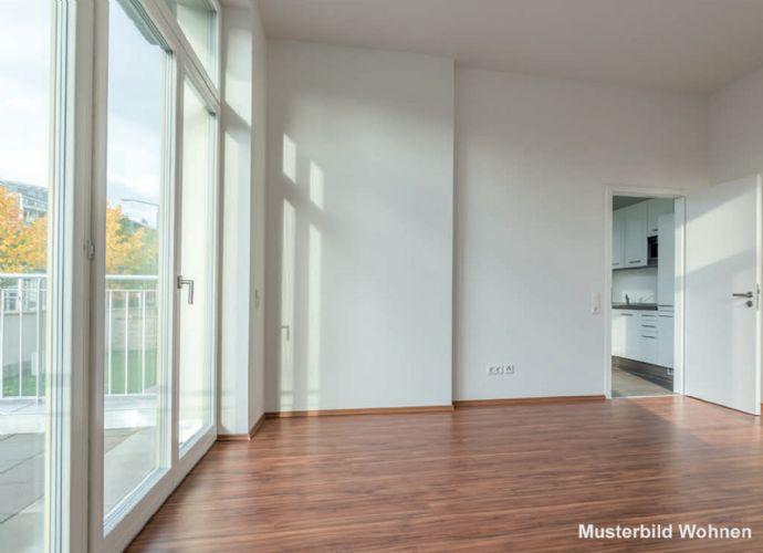 Ruhiges Hinterhaus - KfW-Effizienzh. 55 - erstbezug - Balkon, FB-Heizung in Dresden-Neustadt