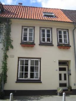 Stadthaus in Lübeck  - Innenstadt