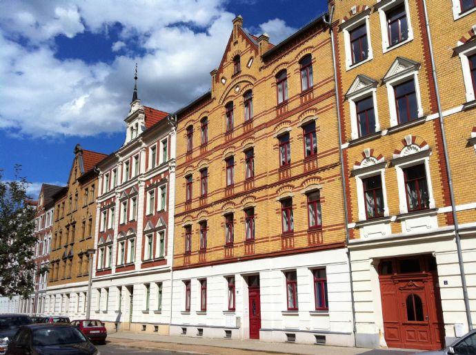 Freundliche 2-R.-Wohnung in ruhiger Seitenstraße im Triebischtal