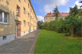 Etagenwohnung in Halle  - Landrain