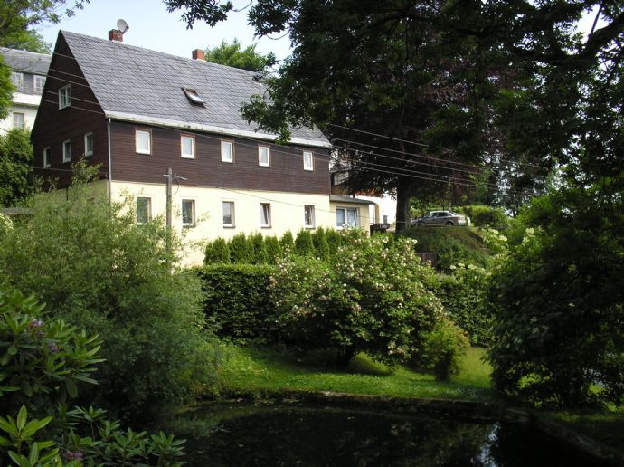 Neuer Eigentümer für modernisiertes Mehrgenerationenhaus in Altenberg im Kurort Kipsdorf gesucht