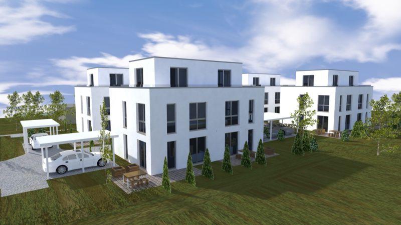 ** Wunderschönes Neubauprojekt in Ahrensburg! **