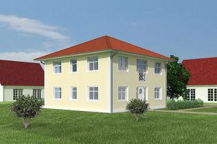 Stadthaus in Borna  - Borna