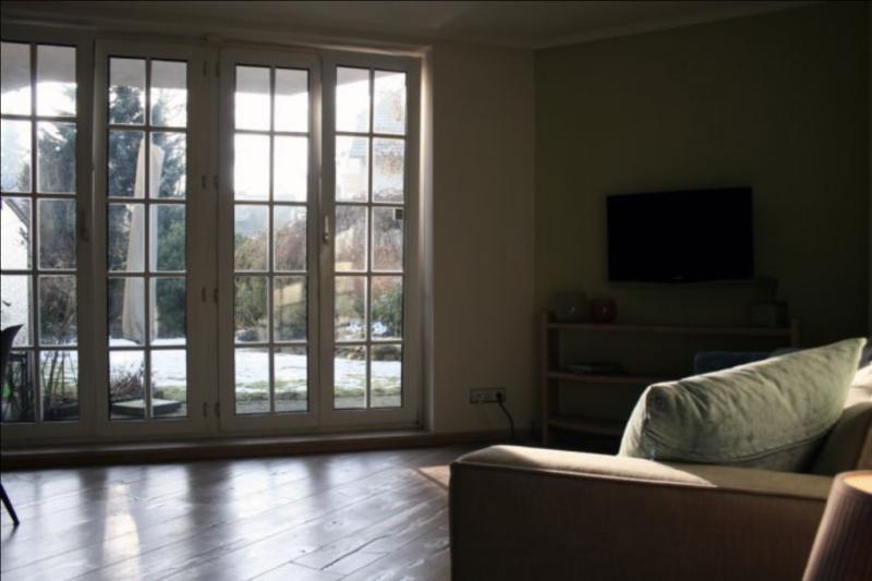 Elegante 2-Zimmer-Gartenwohnung mit großer Südterrasse in Blankenese