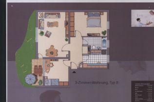 Etagenwohnung in Bergisch Gladbach  - Frankenforst