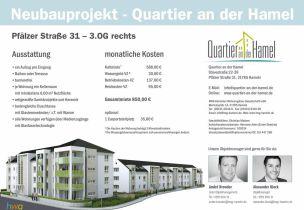 Etagenwohnung in Hameln  - Südstadt