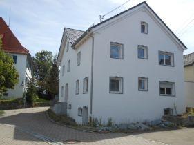 Zweifamilienhaus in Ostrach  - Ortsbereich
