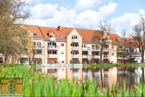 Reserviert - Schicke Dachgeschosswohnung im Quartier am Schlossteich!