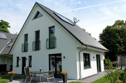 Neubau eines großzügigen Einfamilienhaus in Heiligenhafen KfW-40 EnEV 2016!