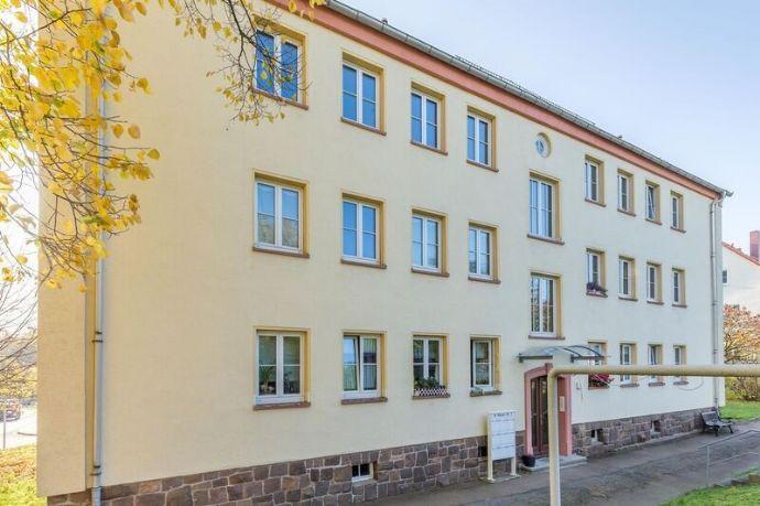 Hübsche 3-Raum Wohnung in zentraler Lage