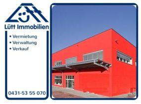 Halle in Kiel  - Wellsee