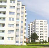 *Herrliche Ausssicht* 6.OG. & Balkon Kappeln-Ellenberg große 3-Zi.-Whg.