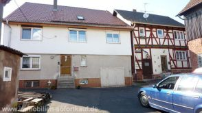 Zweifamilienhaus in Ludwigsau  - Friedlos