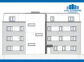 Sozialer Wohnungsbau - Erstbezug einer 3-Zimmer-Wohnung für...
