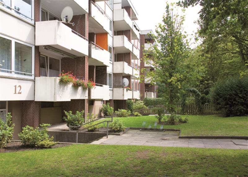 Jetzt zugreifen: günstig geschnittene 4-Zimmer-Wohnung (WBS)
