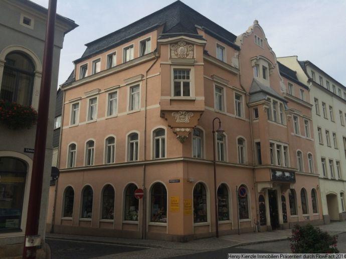 Denkmalgeschützes Mehrfamilienhaus, ideal für Anleger in Sebnitz!