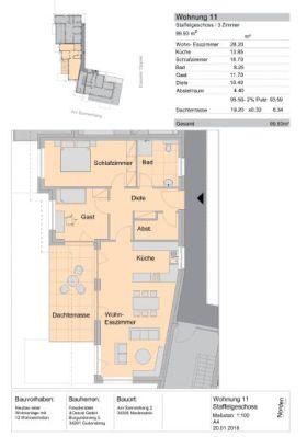 Etagenwohnung in Niedenstein  - Niedenstein