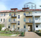 Reserviert Süsse 2-Raum-Dach-Wohnung in Dessau Nord mit Stellplatz