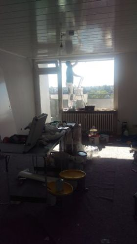 apartment in leverkusen wiesdorf - Geraumige Und Helle Loft Wohnung Im Herzen Der Grosstadt