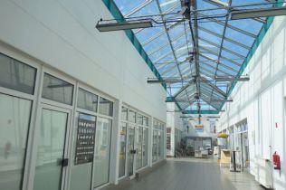 Einkaufszentrum in Merseburg  - Merseburg