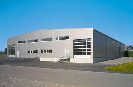 Neubau Industriehalle für Produktion oder Lager in Baunatal!