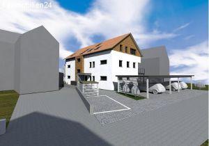 Etagenwohnung in Offenburg  - Bohlsbach