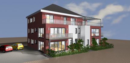 Wohnung in Meppen  - Altstadt