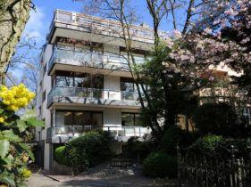 Penthouse in Hamburg  - Uhlenhorst