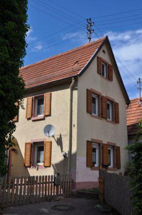 Einfamilienhaus in Eußerthal