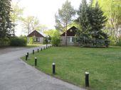 Gastronomie mit Bowlingbahn, Gästezimmer und -häuser