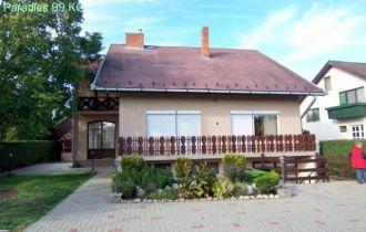 Einfamilienhaus in Balatonberény