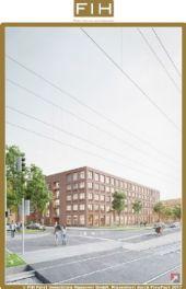 FIH - DER GEWERBEMAKLER - Ladenflächen im Neubauprojekt Buchholzer Grün