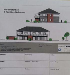Etagenwohnung in Bad Oeynhausen  - Eidinghausen