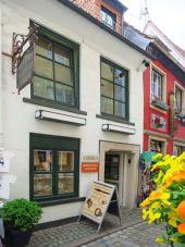 Voigt Immobilien: Kleine Wohn- und Gewerbeeinheit im Bremer Schnoorviertel