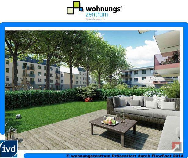 Wunderschöne Wohnung mit großer Terrasse und Garten gen Westen!