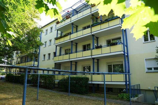 +++vermietete Eigentumswohnung in Dresden-Seidnitz+++