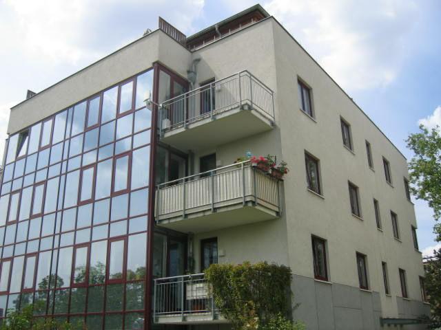 Anlage: vermietete 2-Zimmer-Wohnung mit Balkon in Dresden-Löbtau