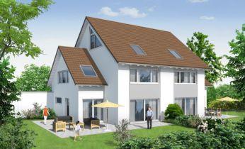 Doppelhaushälfte in Karlsfeld