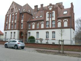 Dachgeschosswohnung in Perleberg
