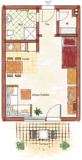Wohnung in Trochtelfingen  - Mägerkingen
