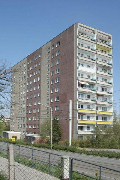 3-Raum-Wohnung mit Balkon sucht neue Mieter