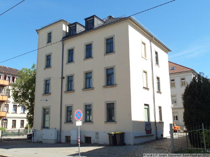 Cotta - freundliche 3-Zimmer-Wohnung OHNE BALKON !!! im 2.OG