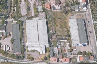 Halle mit Produktion in Magdeburg  - Sudenburg