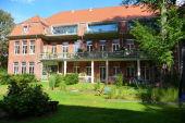 4 Zi. Erdgeschosswohnung mit Garten im sanierten denkmalgeschützten Altbau