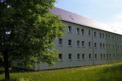 2-Zimmerwohnung in familiärer Wohnanlage in Johanngeorgenstadt