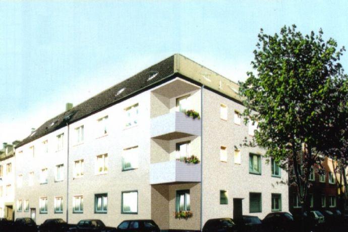 Duisburg-Meiderich! Sonnige 2 Zimmer Wohnung mit Balkon zu vermieten!