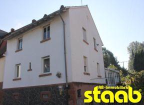 Zweifamilienhaus in Aschaffenburg  - Gailbach